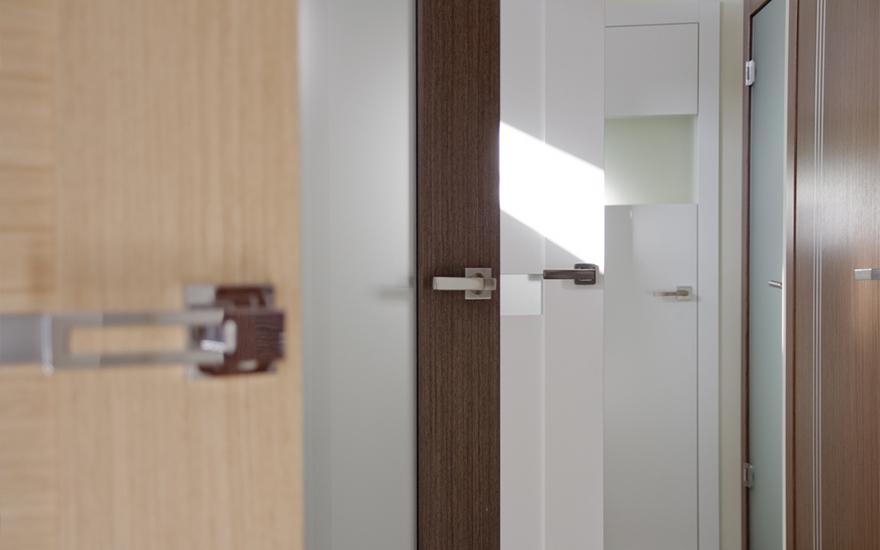 Ekspozycja drzwi